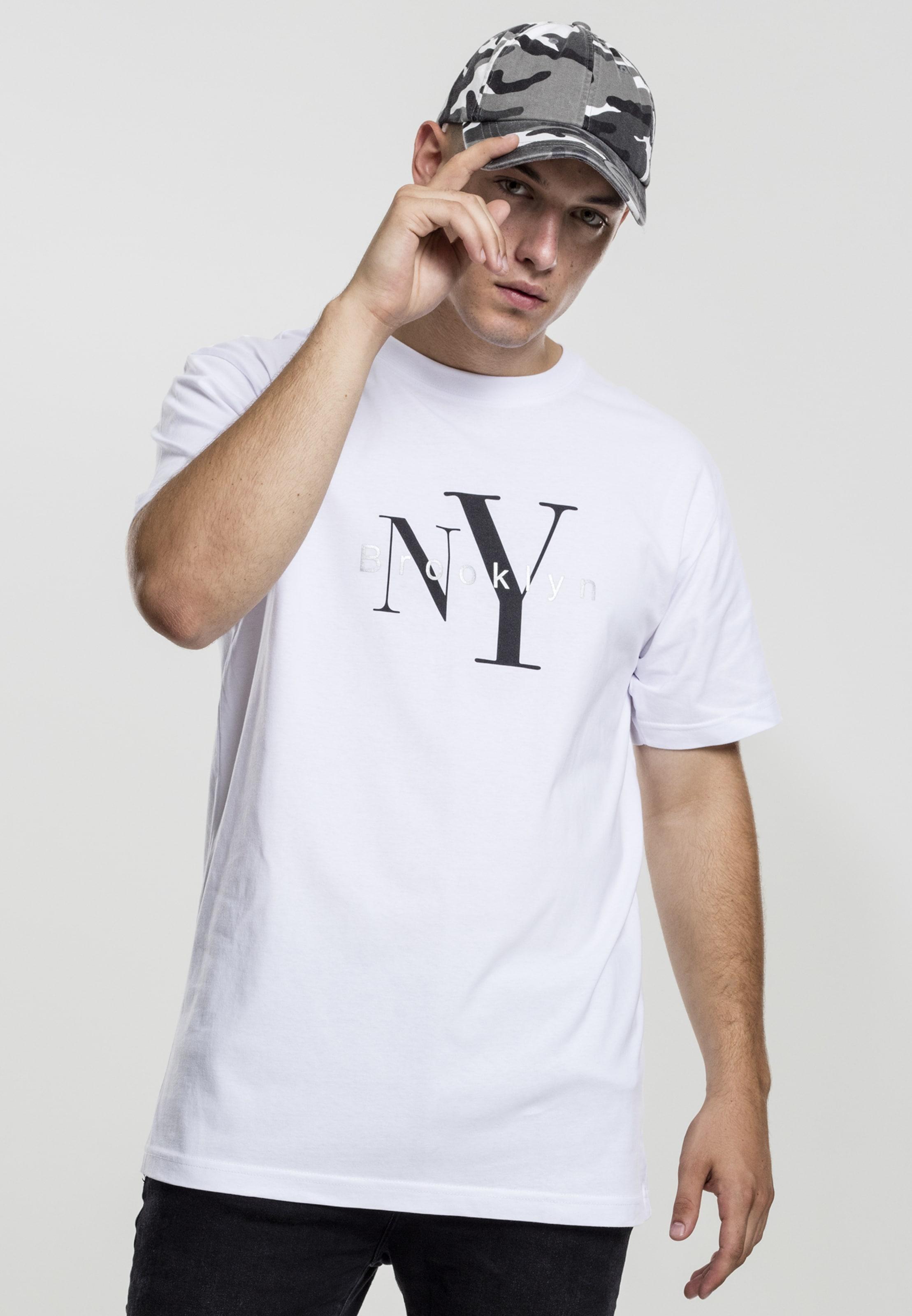 Brooklyn' Mister T 'ny Tee SchwarzWeiß shirt In EHWbeI9D2Y