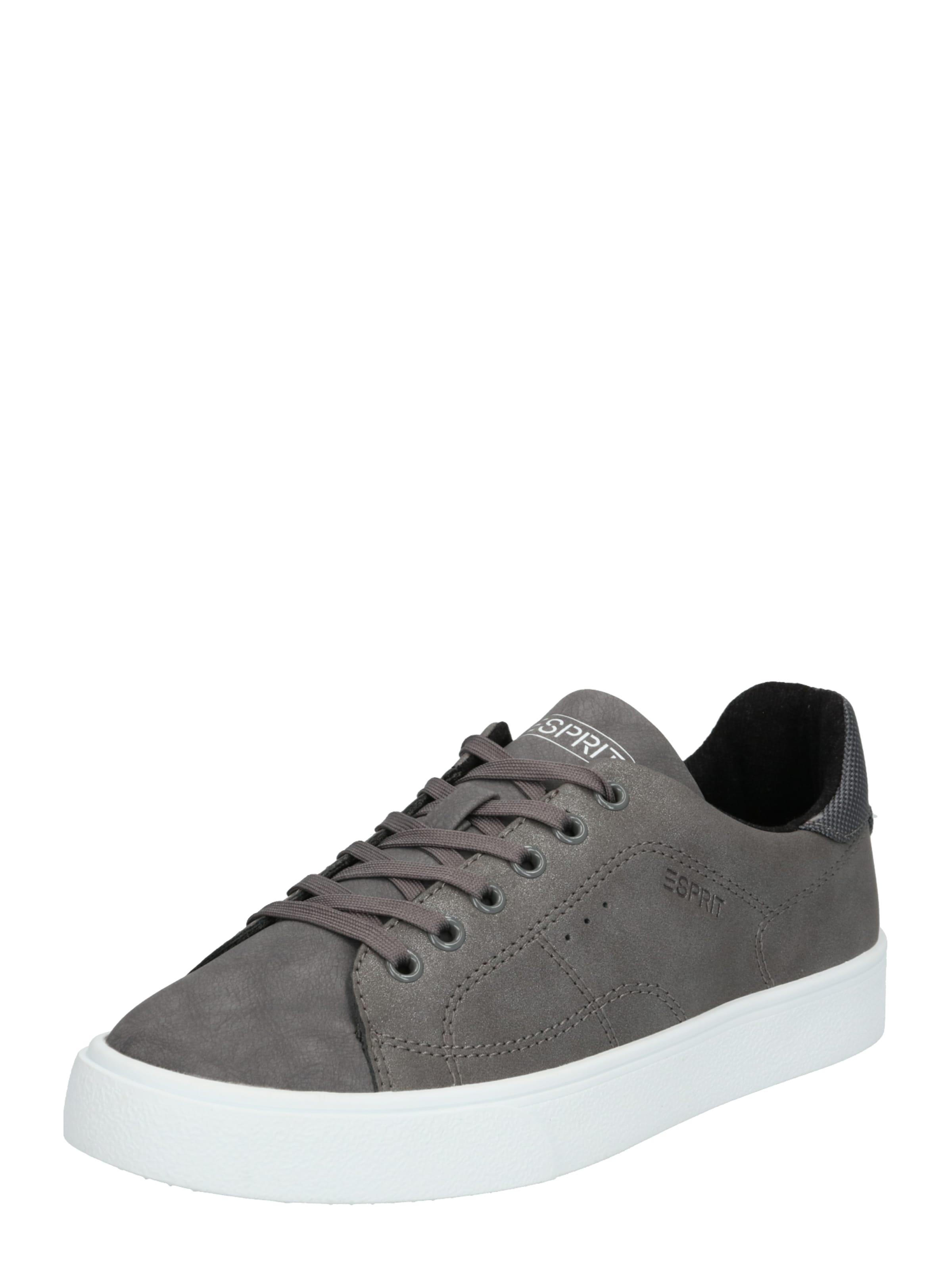 ' 'cherry Sneaker Lu Esprit Grau In c4RjAq35L
