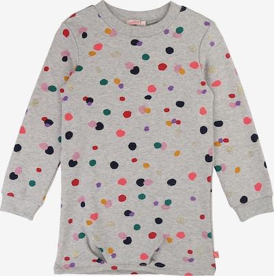 Billieblush Sweatkleid in grau / mischfarben: Frontalansicht