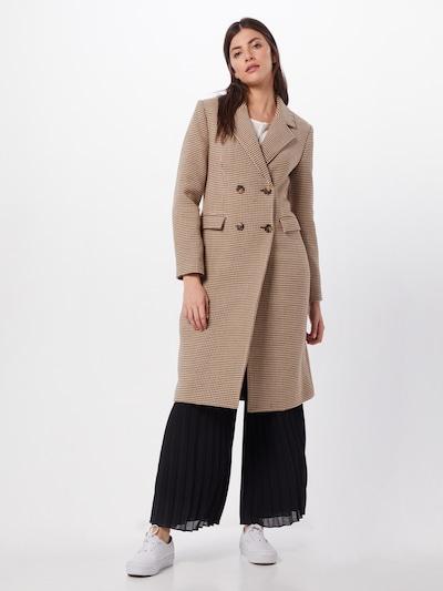IVYREVEL Mantel in beige / braun, Modelansicht
