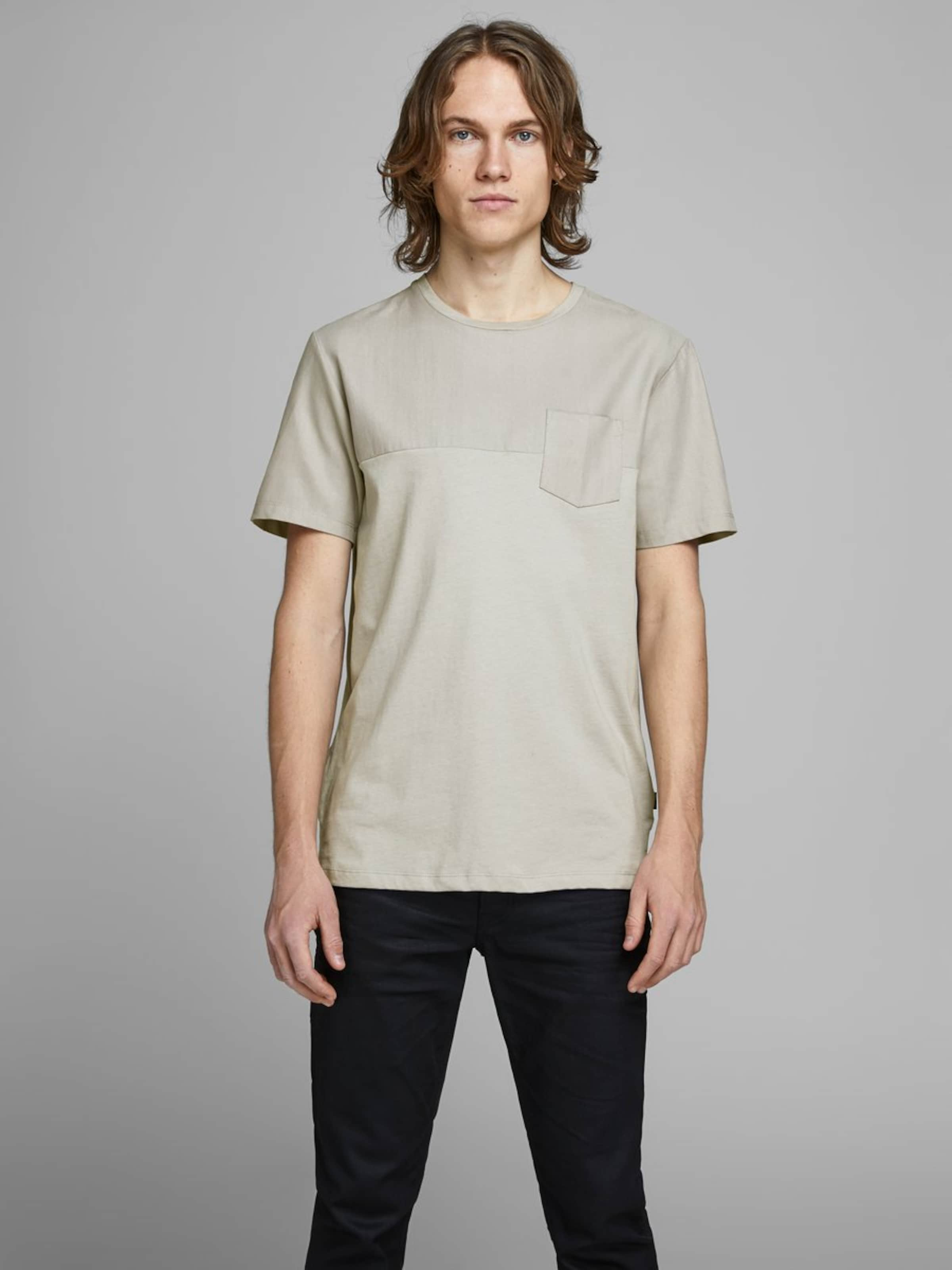 shirt In Hellgrau Jackamp; Jones T XZliuOPkwT