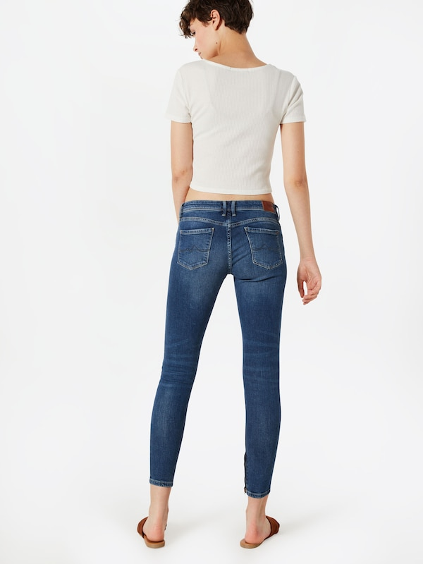 In Denim Pepe Blauw Jeans 'cher' f7yvYb6g