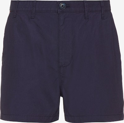 Tommy Jeans Broek 'TJW ESSENTIAL CHINO SHORT' in de kleur Navy, Productweergave