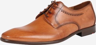 Pantofi cu șireturi LLOYD pe maro ruginiu, Vizualizare produs