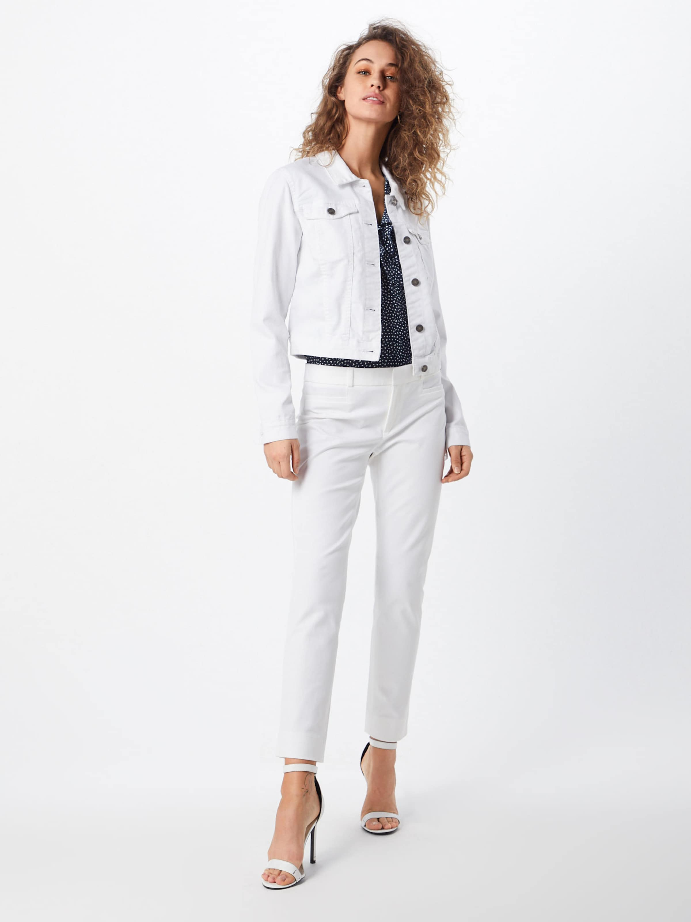 Blanc En White 'sloan Solid' Banana Republic Pantalon 9IDH2E