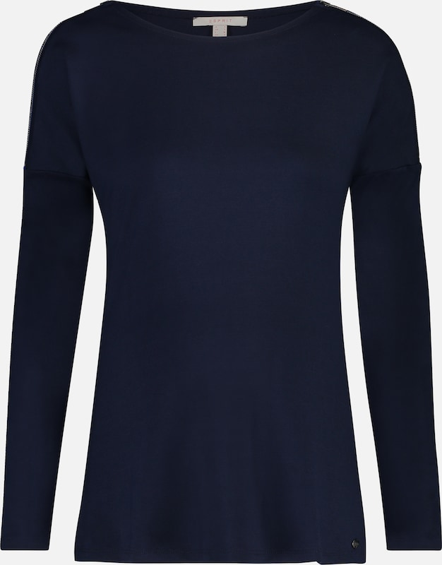 Esprit Maternity Shirt in nachtblau  Großer Rabatt Rabatt Rabatt 6894bd
