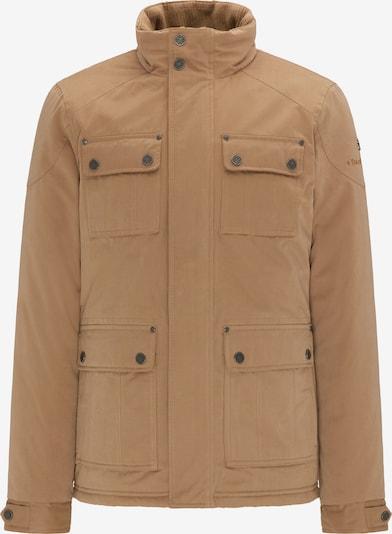 DREIMASTER Winterjas in de kleur Sand, Productweergave