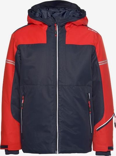 CMP Skijacke in marine / rot, Produktansicht
