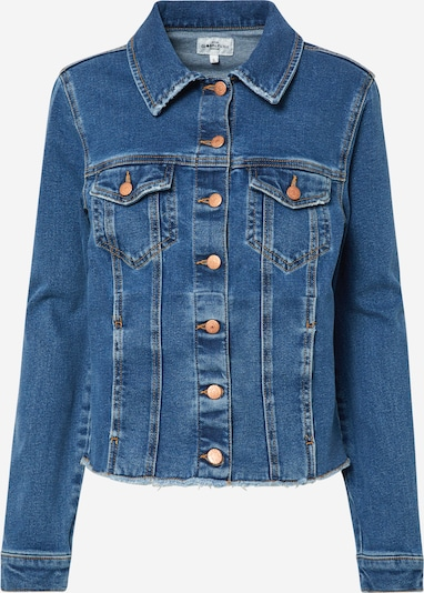Global Funk Jacke 'Keenon' in blue denim, Produktansicht