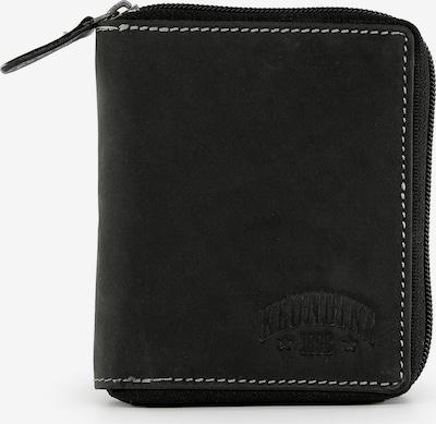 KLONDIKE 1896 Geldbörse in schwarz, Produktansicht