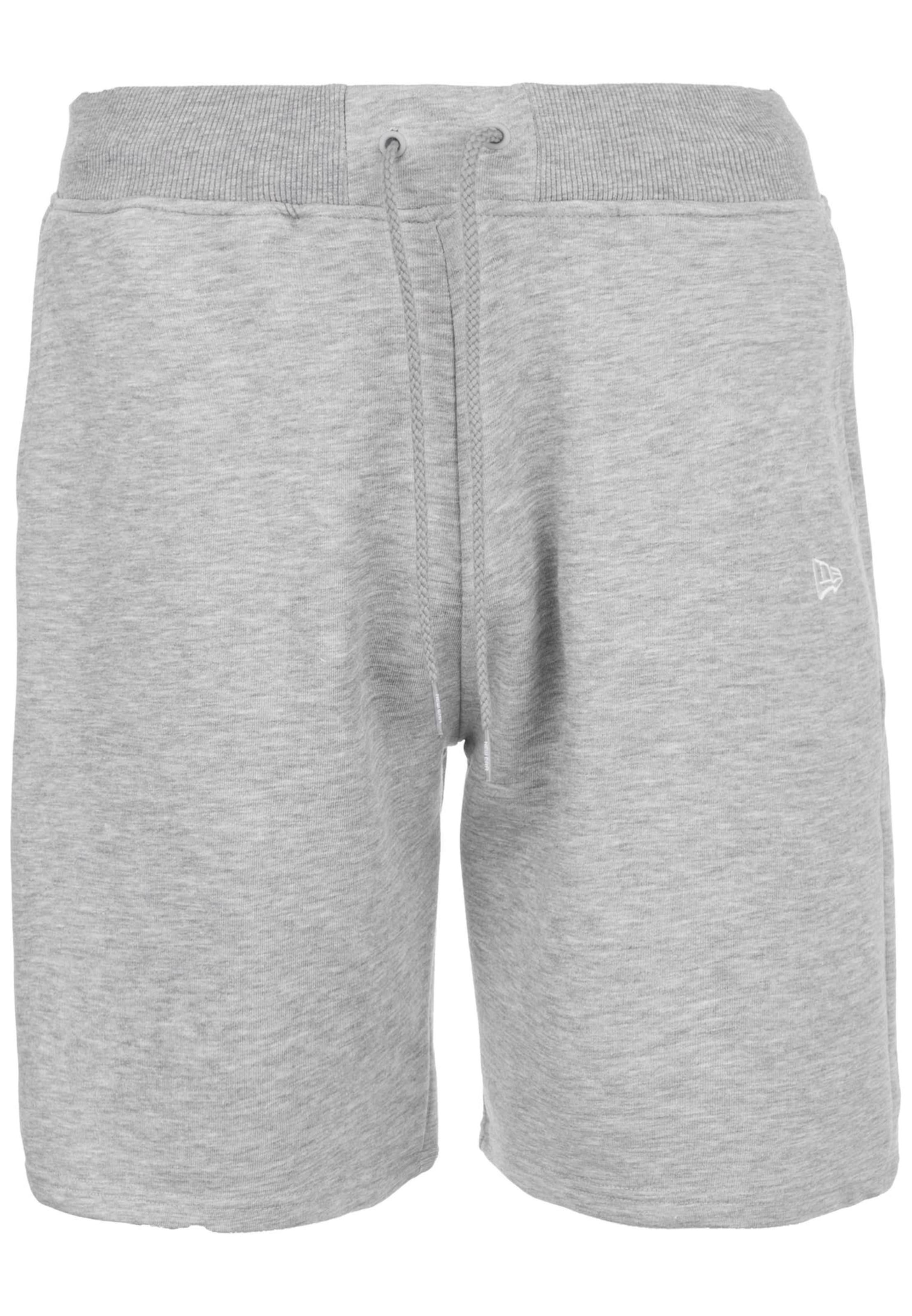 New Era Grau 'essential' In Shorts PZukXi