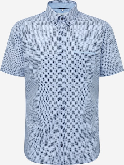 BRAX Hemd 'Dan' in navy / weiß, Produktansicht