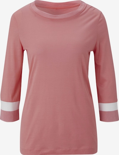 heine Tričko - rosé / biela, Produkt