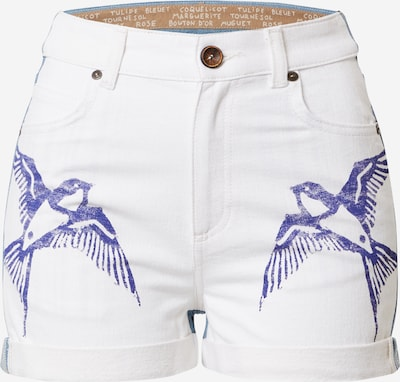 UNITED COLORS OF BENETTON Jeansy w kolorze biały denimm, Podgląd produktu