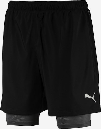 PUMA 2-in-1 Shorts 'IGNITE' in schwarz, Produktansicht