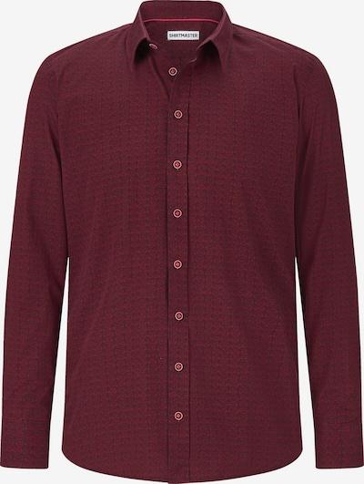 Shirtmaster Chemise en rouge, Vue avec produit