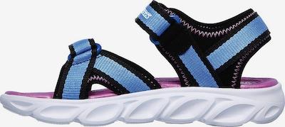 SKECHERS Sandale in blau / schwarz, Produktansicht