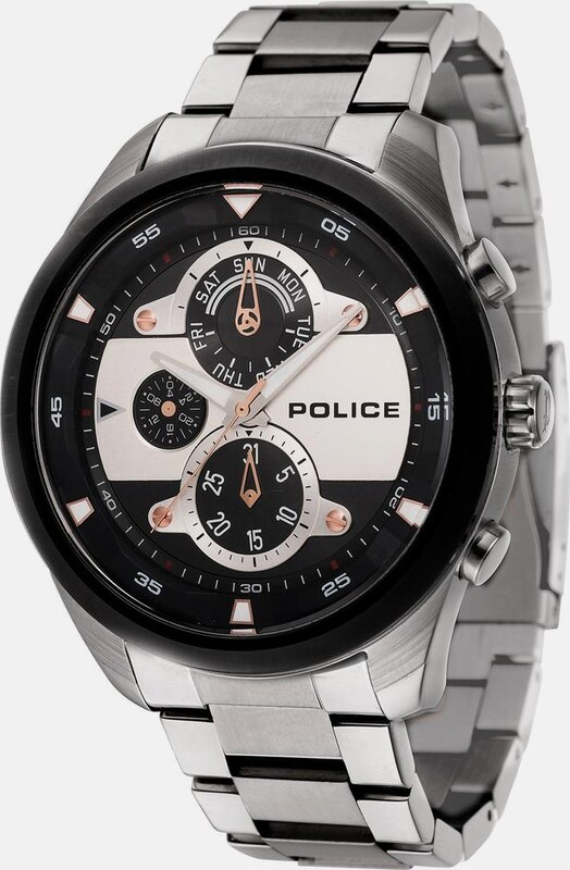POLICE Multifunktionsuhr 'MARINE, PL14836JSTB.02M'