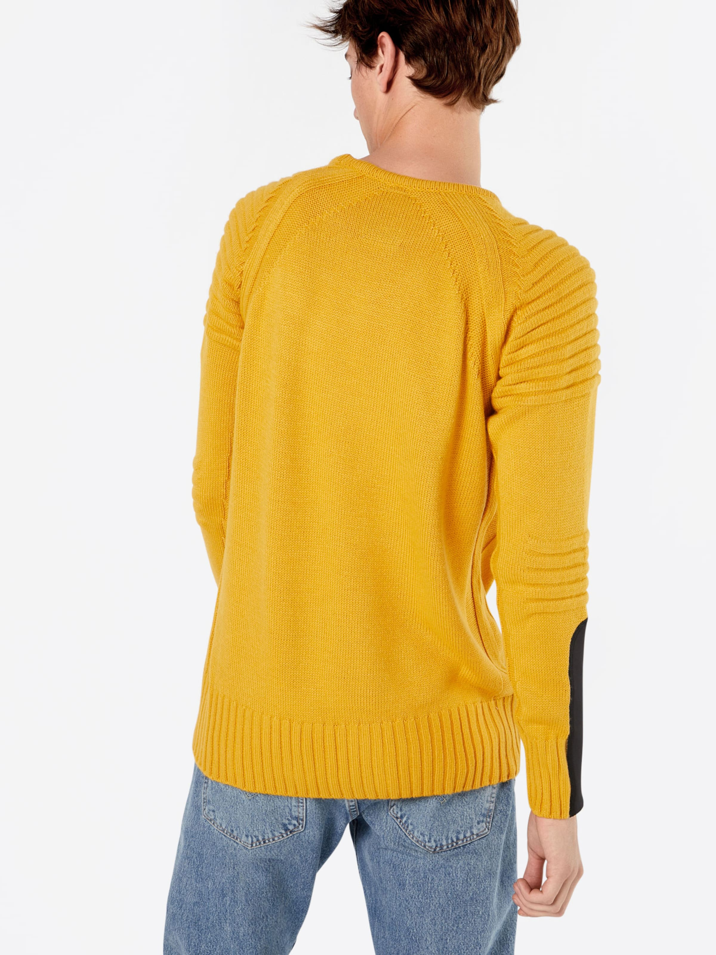 Key 'CUBE' Largo Strickpullover 'CUBE' Largo Key Strickpullover Largo Key RZWnHq5za