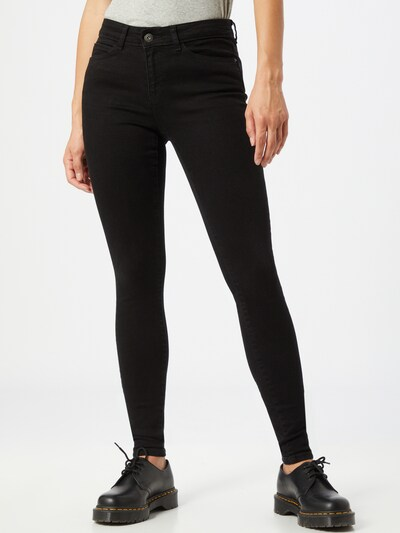 Noisy may Jeans in schwarz, Modelansicht