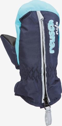 REUSCH Skihandschuhe 'Reusch Ben' in Blau