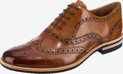 MELVIN & HAMILTON Business Schuhe in braun, Produktansicht