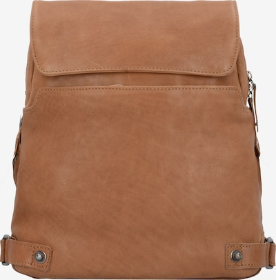 Harold's Rucksack in karamell, Produktansicht