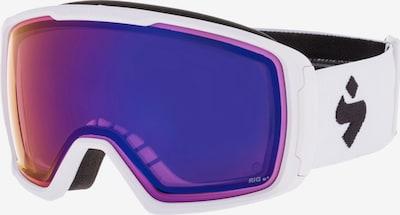 Sweet Protection Skibrille 'Clockwork RIG' in lila / schwarz / weiß, Produktansicht