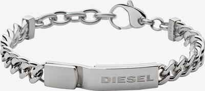 DIESEL Armband in silber, Produktansicht