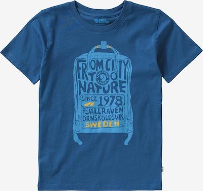 Fjällräven T-Shirt KANKEN für Jungen in blau, Produktansicht