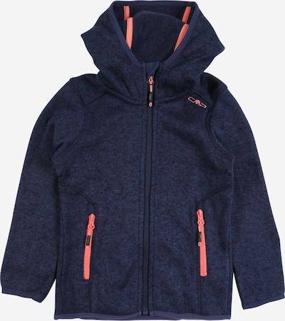 CMP Bluza rozpinana sportowa w kolorze atramentowy / różowy pudrowym, Podgląd produktu