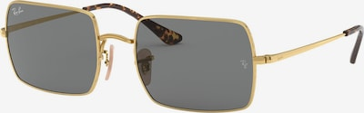 Ochelari de soare 'Metal' Ray-Ban pe auriu / negru, Vizualizare produs