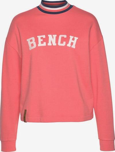 BENCH Sweatshirt in lachs, Produktansicht