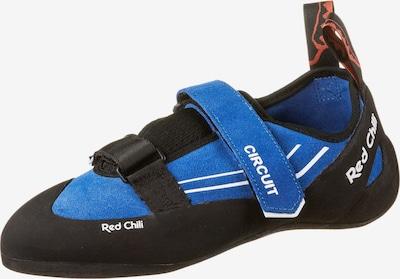 Red Chili Kletterschuhe 'Circuit VCR' in blau / schwarz, Produktansicht