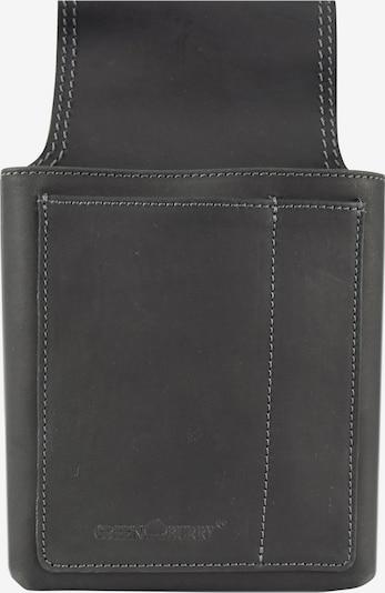 GREENBURRY Gürteltasche in schwarz, Produktansicht