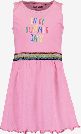 BLUE SEVEN Kleid in mischfarben / rosa, Produktansicht