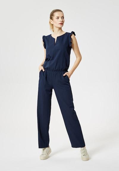DREIMASTER Maritim Jumper in blau, Produktansicht