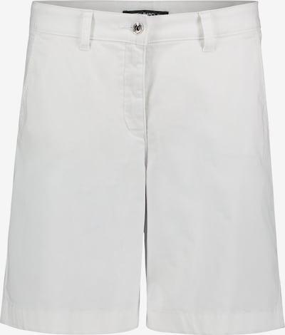 Betty Barclay Sommerhose mit Eingrifftaschen in weiß, Produktansicht