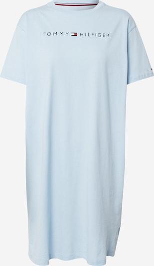 Pižaminiai marškinėliai 'RN Dress Half' iš Tommy Hilfiger Underwear , spalva - šviesiai mėlyna, Prekių apžvalga