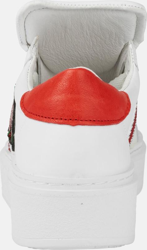 heine Sneaker mit trendiger Applikation