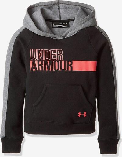 UNDER ARMOUR Pullover in schwarz, Produktansicht