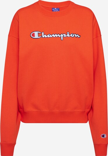 Champion Authentic Athletic Apparel Sweatshirt in feuerrot, Produktansicht