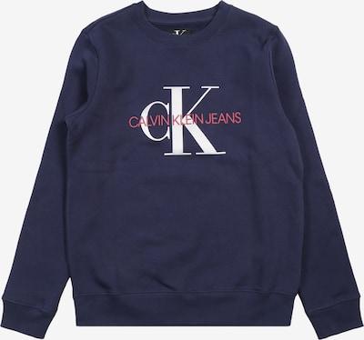 Calvin Klein Jeans Sweatshirt in navy, Produktansicht