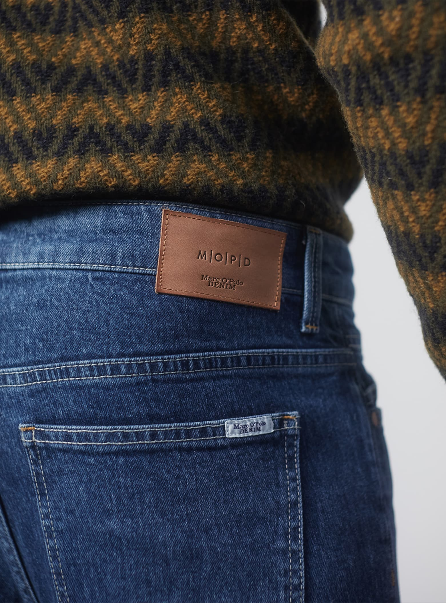 Winter Street-Styles. Marc O'Polo Denim