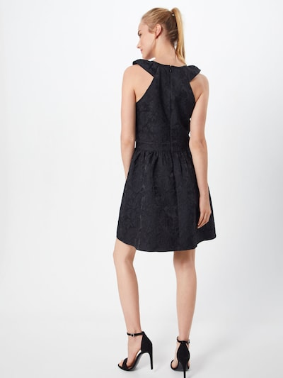 Rochie 'Fenja' MICHALSKY FOR ABOUT YOU pe negru: Privire spate