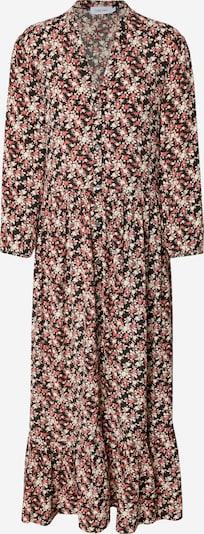 Calvin Klein Robe en mélange de couleurs / noir, Vue avec produit