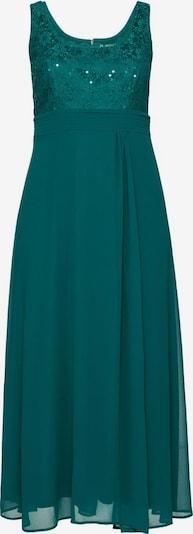 SHEEGO Avondjurk in de kleur Smaragd, Productweergave