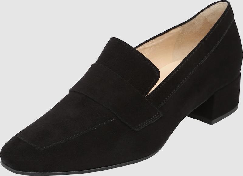 Haltbare Mode billige Schuhe Högl | Slipper aus Veloursleder Veloursleder Veloursleder Schuhe Gut getragene Schuhe 63b002