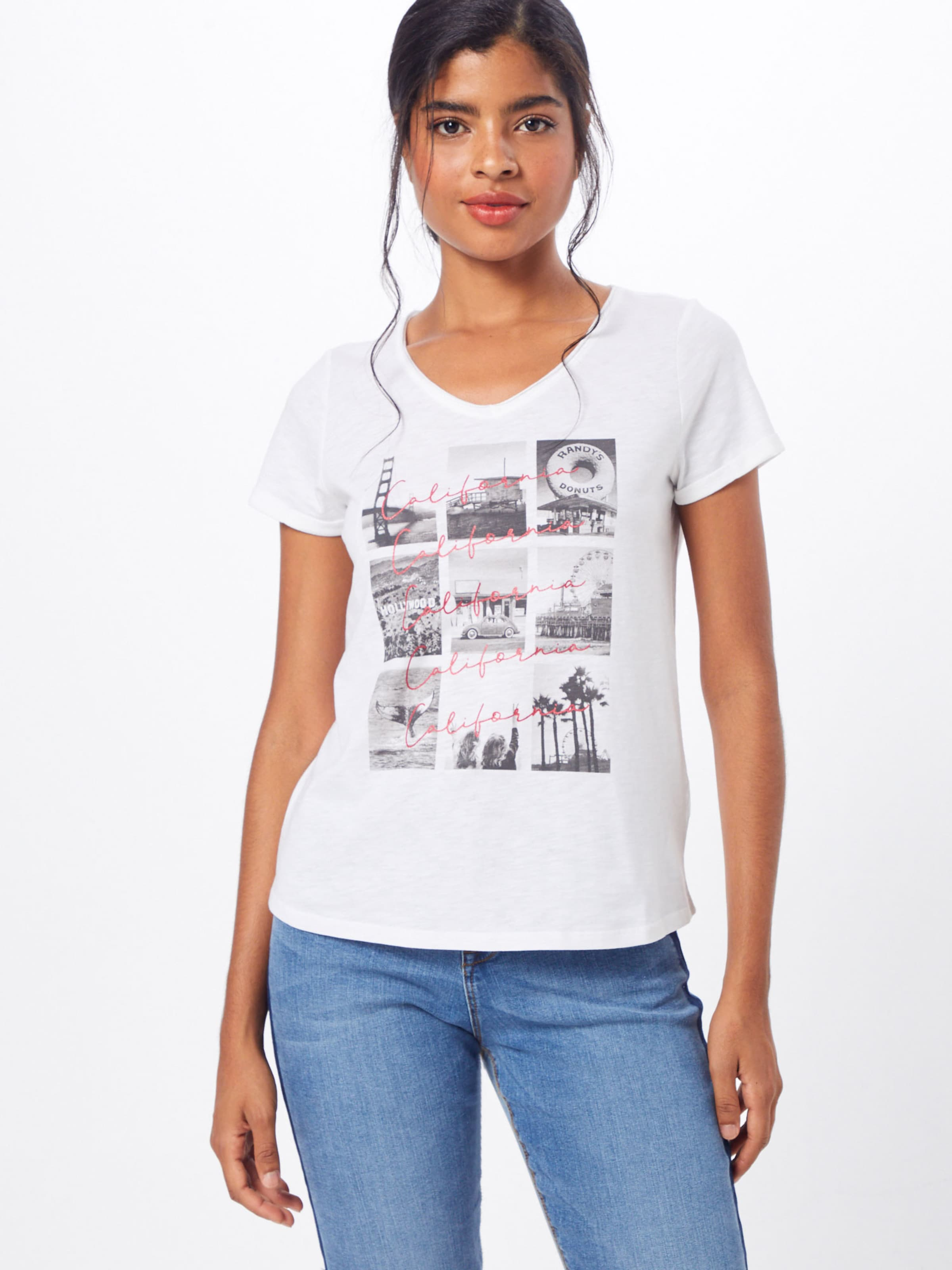 shirt ClairBlanc One En Street T Gris 4RL3A5jq