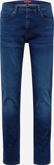 HUGO Jean 'Hugo 708' en bleu foncé, Vue avec produit